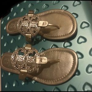 Tory Burch Shoes - Embellished Tory Burch Millers